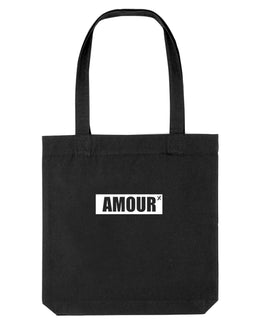 boutique streetwear sportswear tote bag  AMOUR BAG paris