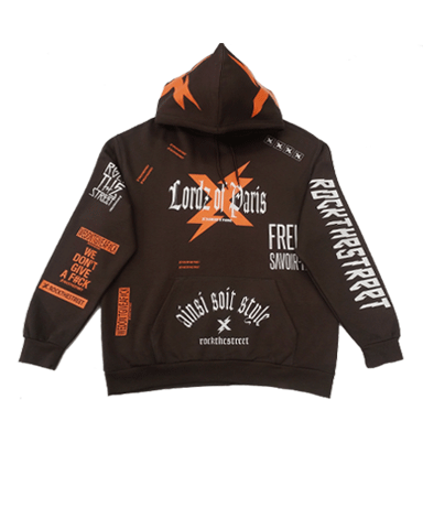 boutique streetwear sportswear HOODIE  Lordz of Paris paris