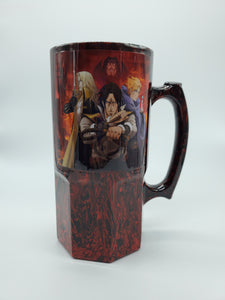 Castlevania Tumblers and Nerd Stein