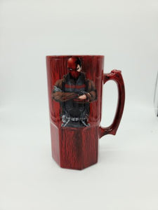 Red Hood Tumblers and Nerd Stein