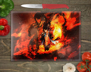 "One Piece ""Ace"" Cutting Board"