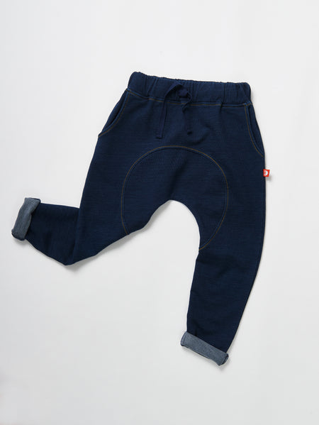 HIRO denim sweatpants