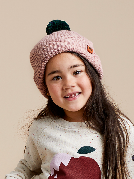 LUMI knitted beanie (NEW)