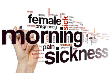 What Helps Morning Sickness
