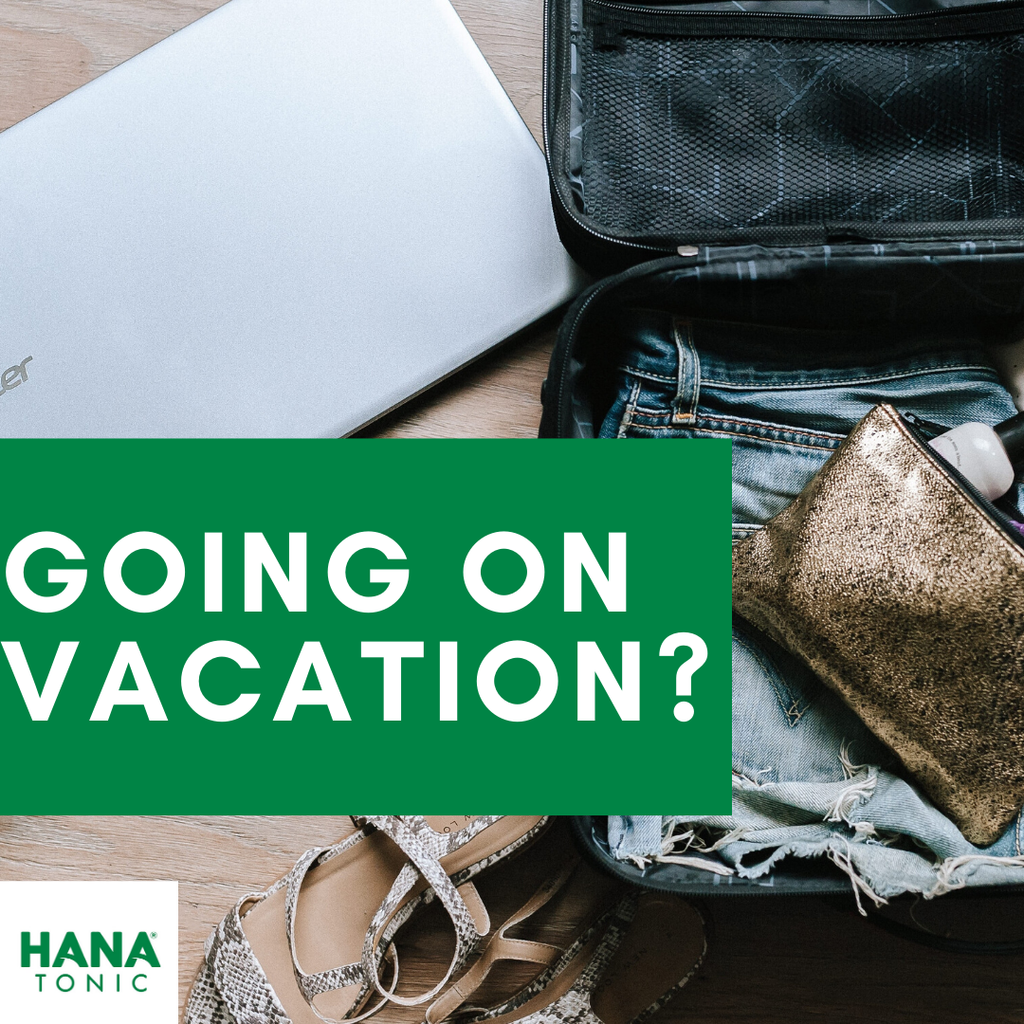 The Ultimate Vacation Packing List and Tips for Real Simple Travel | Hana Tonic