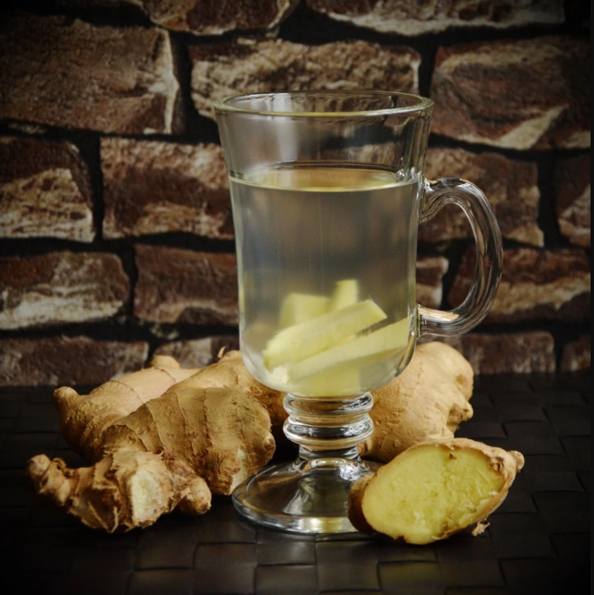 What Are the Benefits of Drinking Ginger Water