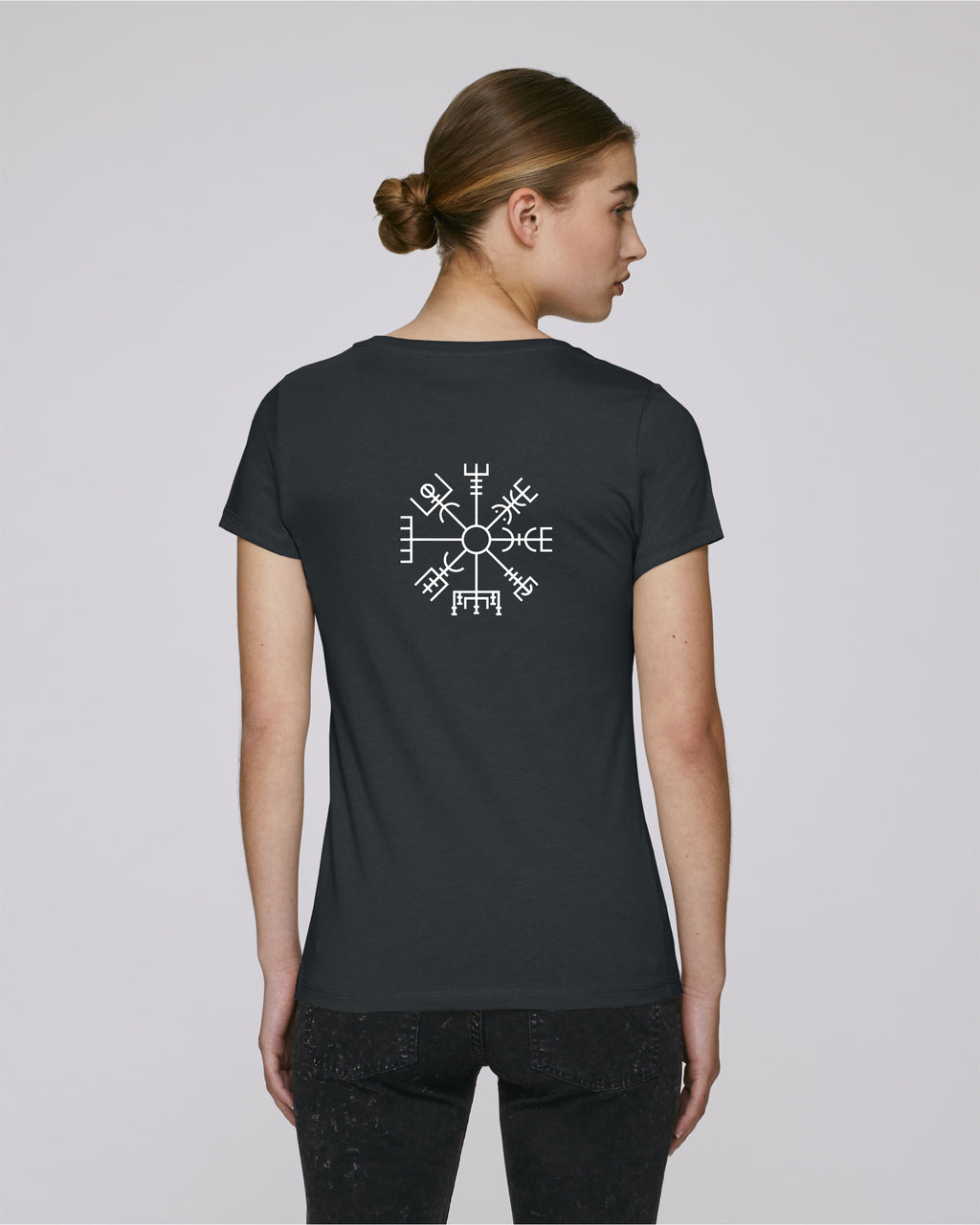 Vegvísir Women's - Fitted