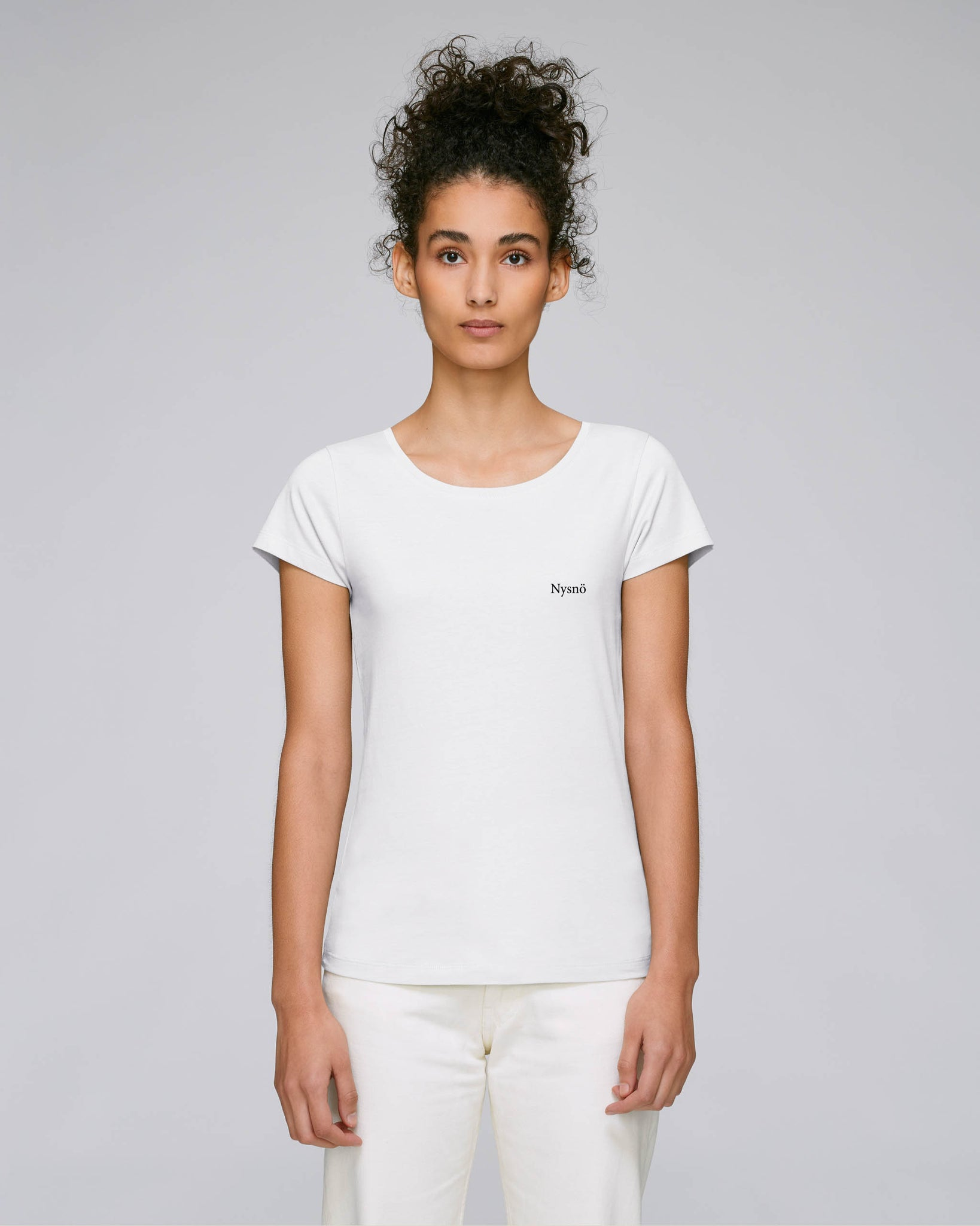 Aegishjálmr Women's - Fitted - White