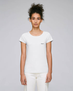 Sol Women's - Fitted - White