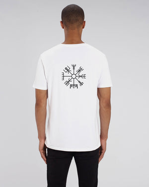 Vegvísir Men's - White