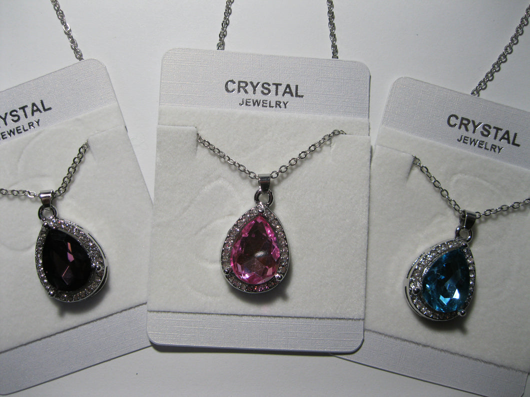 Crystal fashion Necklaces