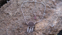 Sterling Silver dreamcatcher bracelet