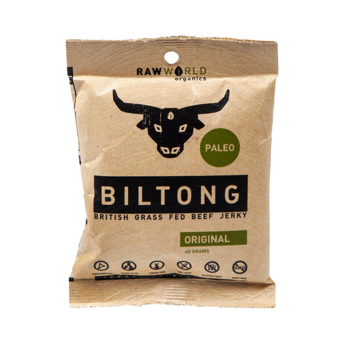 Paleo recipe original biltong 40g