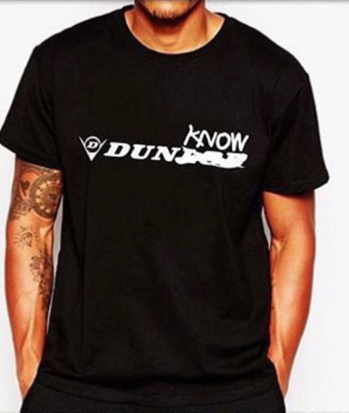 DunKnow Tee (Black)