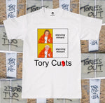 Tory Cuts (Charity Tee)