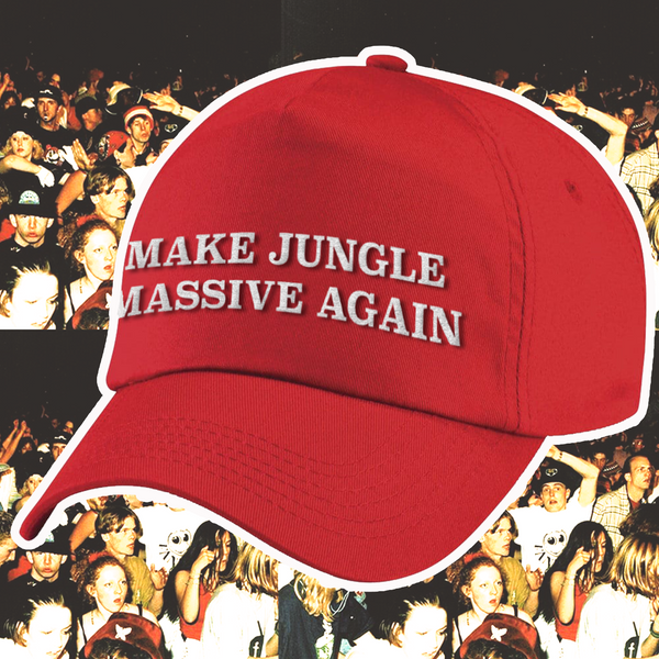Jungle Massive Cap