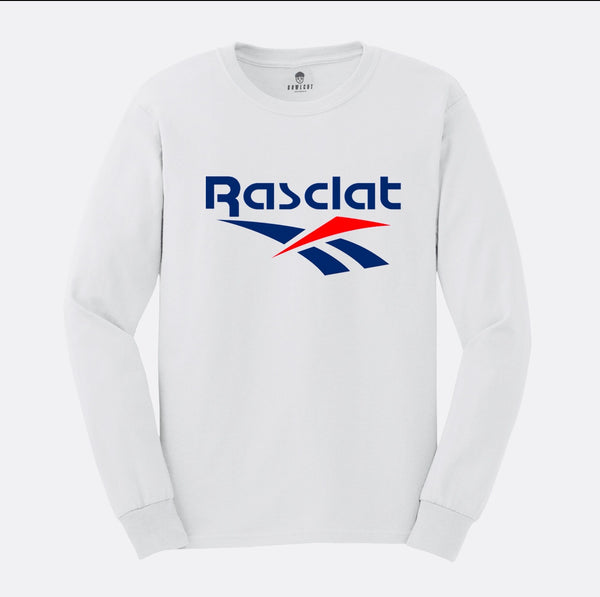Rasclat Longsleeve - White
