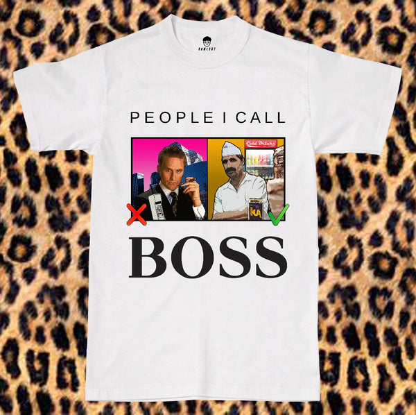 People I Call Boss