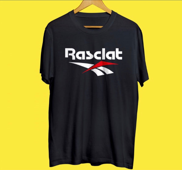 Black Rasclat Tee