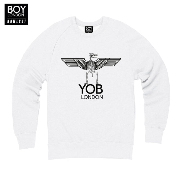 YOB x BOY London Sweater