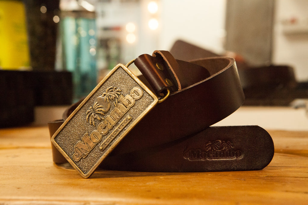 Limited-Edition El Mocambo Belt