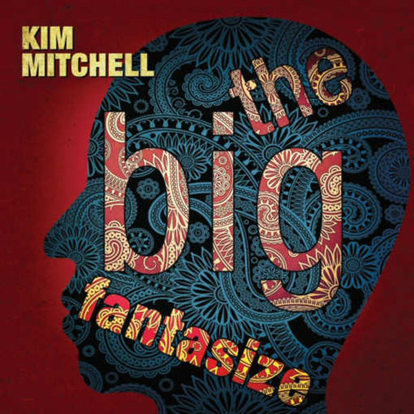 Kim Mitchell - The Big Fantasize LP