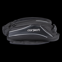 Cortech Super 2.0 Luggage - 10L Tank Bag - Magnetic Mount - Black -