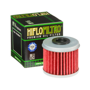 HiFlo HF116 Oil Filters - Multi Pack