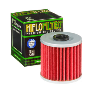 HiFlo HF123 Oil Filters - Multi Pack