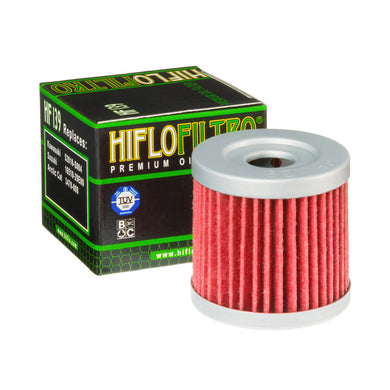HiFlo HF139 Oil Filters - Multi Pack