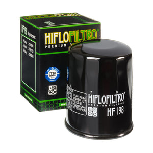 HiFlo HF198 Oil Filters - Multi Pack