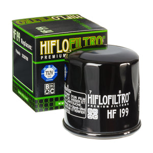 HiFlo HF199 Oil Filters - Multi Pack