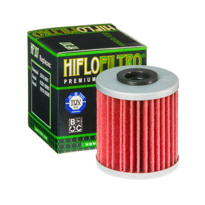 HiFlo HF207 Oil Filters - Multi Pack