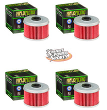 HiFlo HF113 Oil Filters - Multi Pack