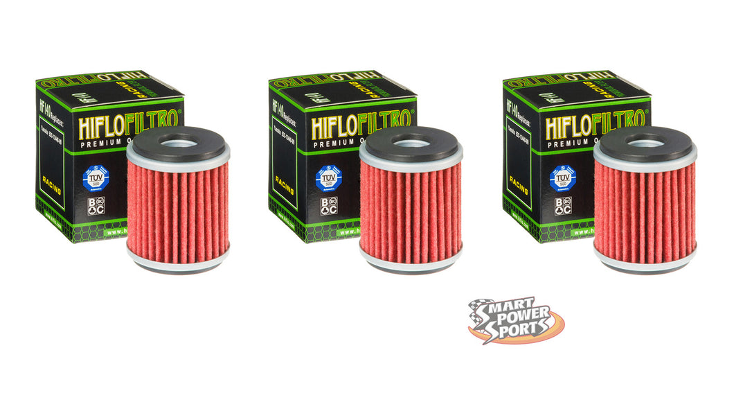HiFlo HF140 Oil Filters - Multi Pack