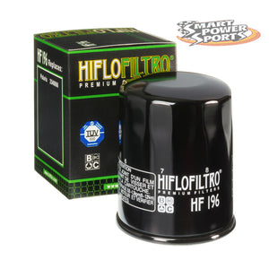 HiFlo HF196 Oil Filters - Multi Pack