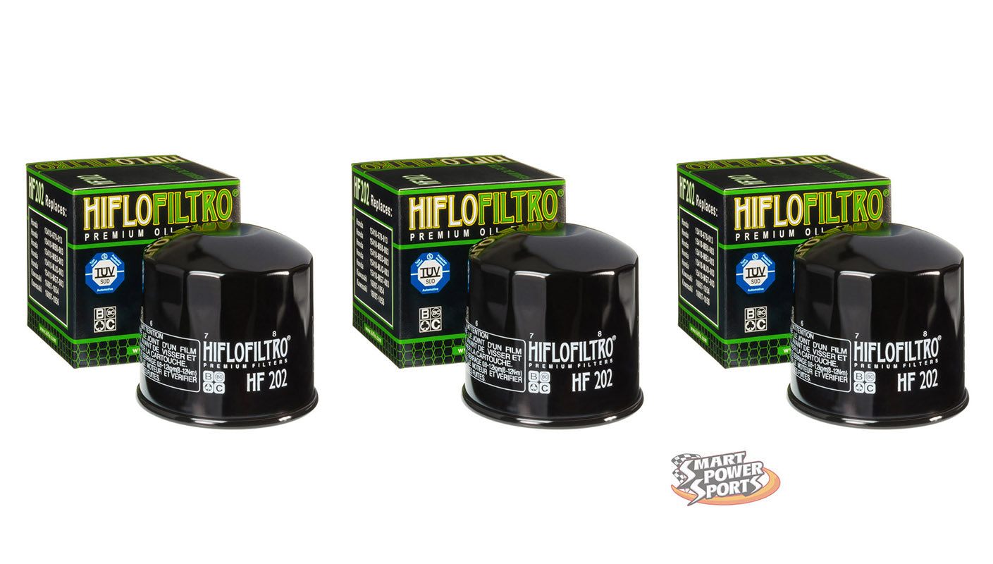 HIFLO OIL FILTER FITS HONDA VF1000 1982-1986