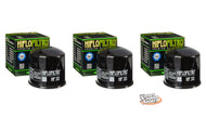 HiFlo HF202 Oil Filters - 3 Pack