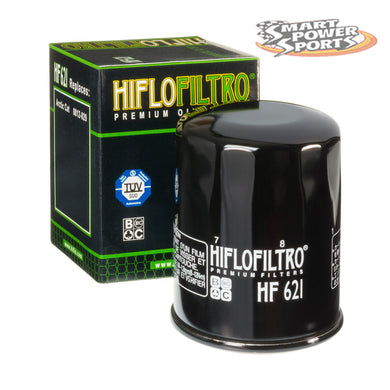 Hiflo HF621 Oil Filters - Multi Pack