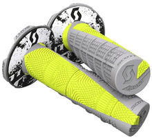 Scott Deuce MX Grips With Donuts -NEON COLORS