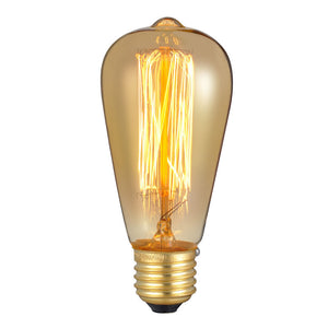 Antique Edison DECOR-A 220V-240V 40W Retro Vintage Industry Style Decoration Light Bulb