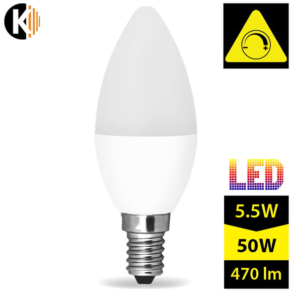 LED-Light-Bulb-Energy-Efficient-E14-Edison-Quasar-LED