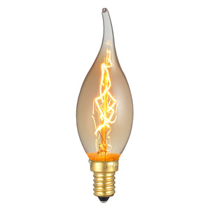 Antique Edison DECOR-C 220V-240V 40W Retro Vintage Industry Style Decoration Light Bulb