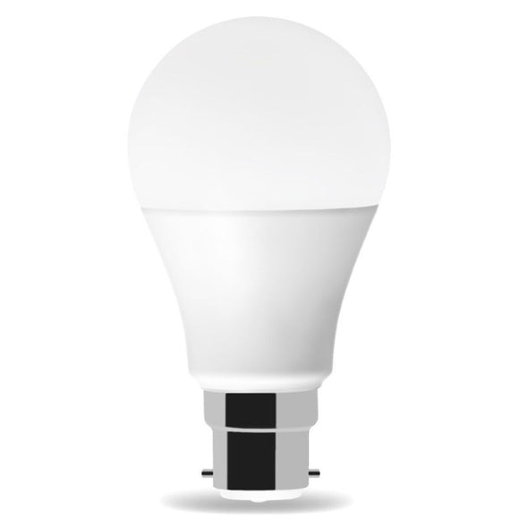LED B22 A60 11W 2700k Warm White MILK LUMI Bulb