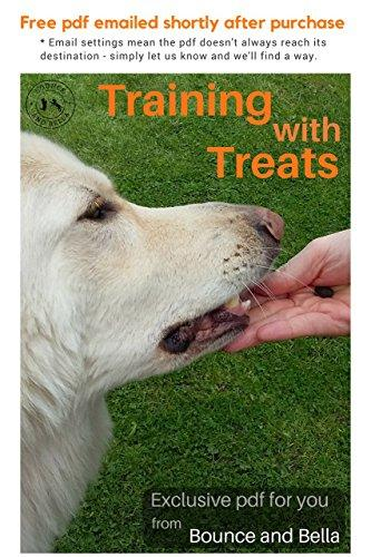 Free Training with Treats Pdf for Grain Free Poultry Treats
