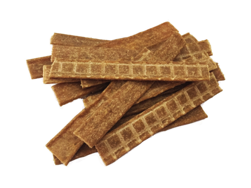 Chicken, Beef and Pork Strips for Dogs Just Three Ingredients with No Nasties