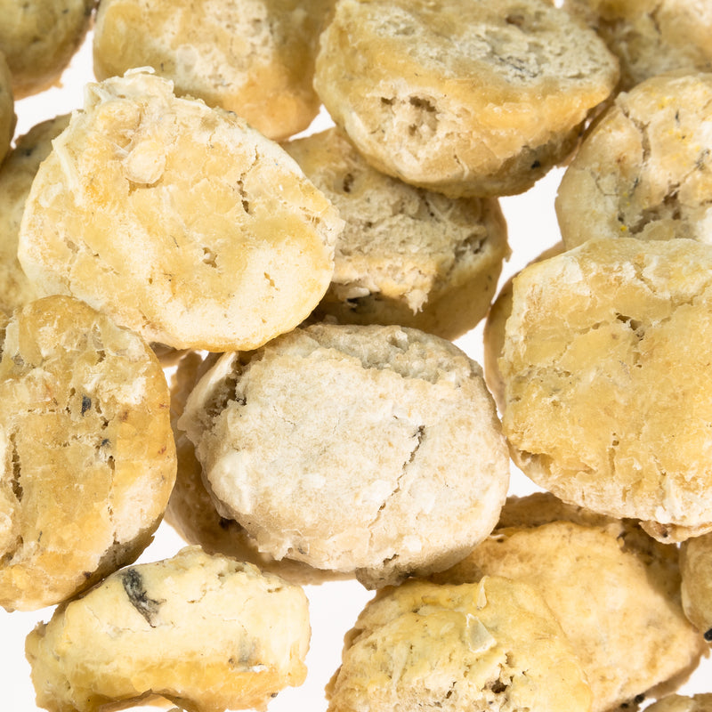 Whitefish and Potato Cookies – Just Two Ingredients