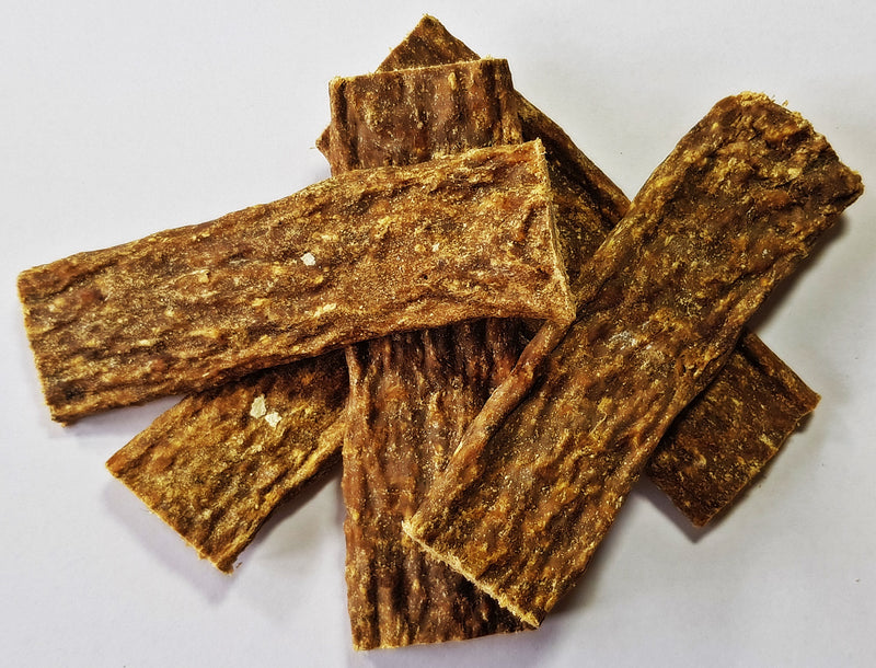 100% goat sticks - natural dog treats 1