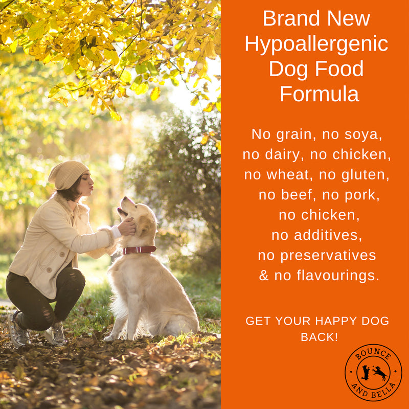 Complete Grain Free Dry Dog Food