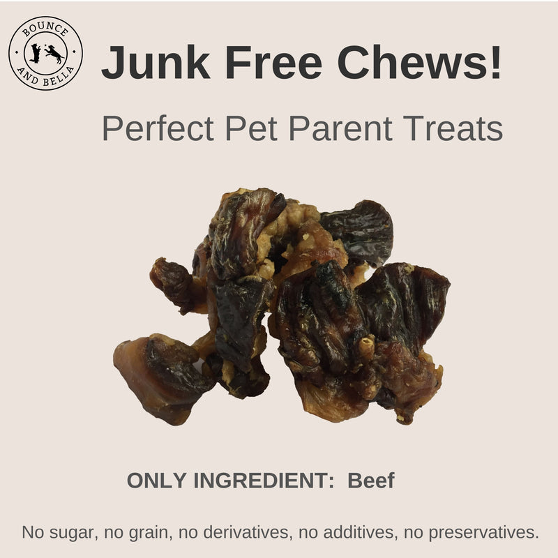 100% Pure Shin Beef – Tasty and Natural Dog Chews